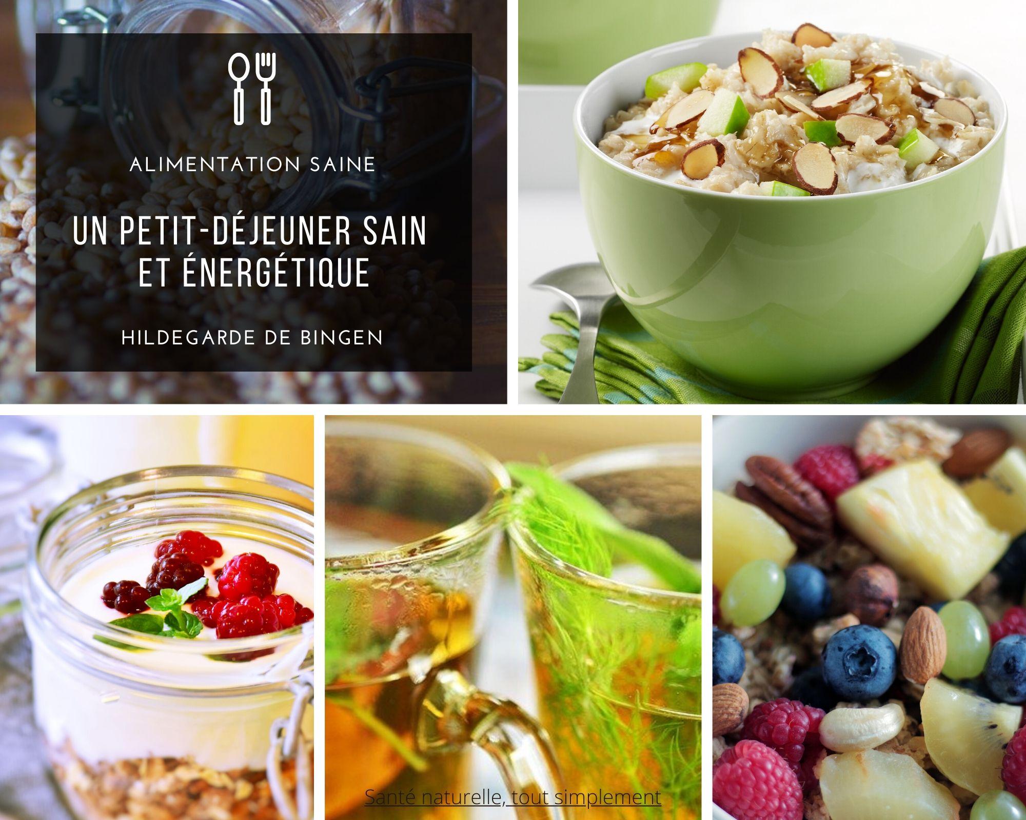 Petit-déjeuner sain et énergétique : secrets et astuces