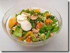 Une belle salade composée pour un pique-nique sain et gourmand