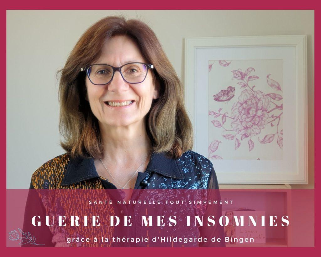 Comment Hildegarde de Bingen m'a guérie de mes insomnies : témoignage