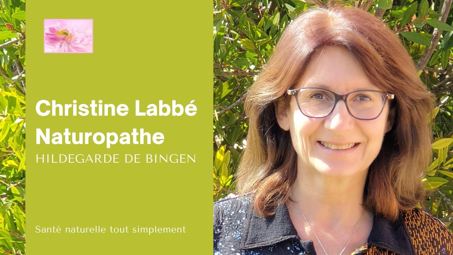 Christine Labbé Naturopathe