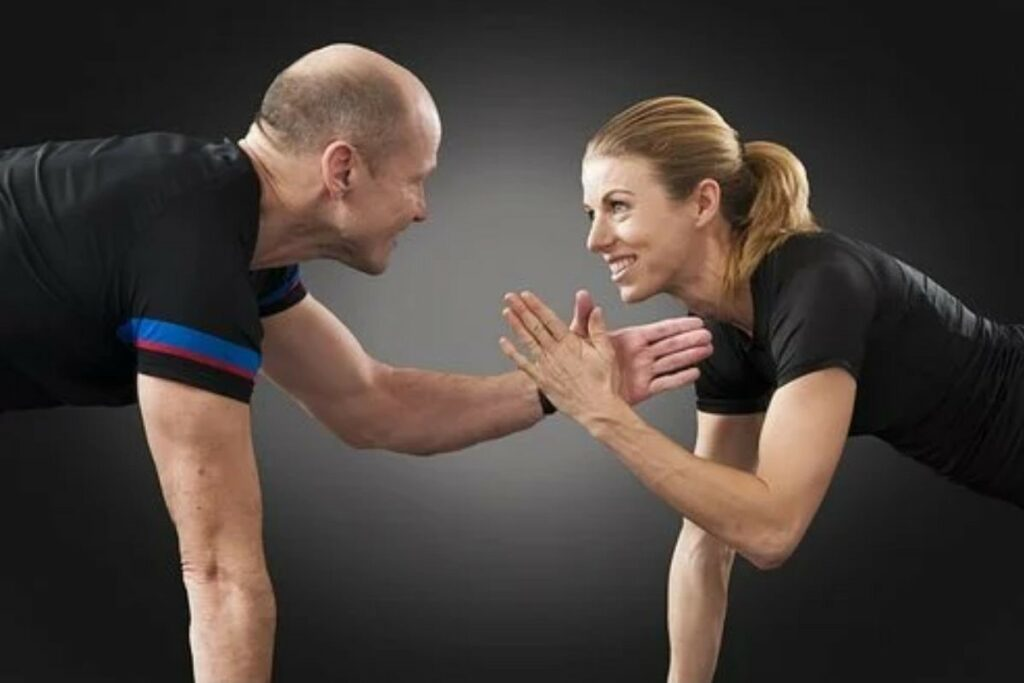 La musculation n'est pas un sport qui vous fera perdre du poids.
