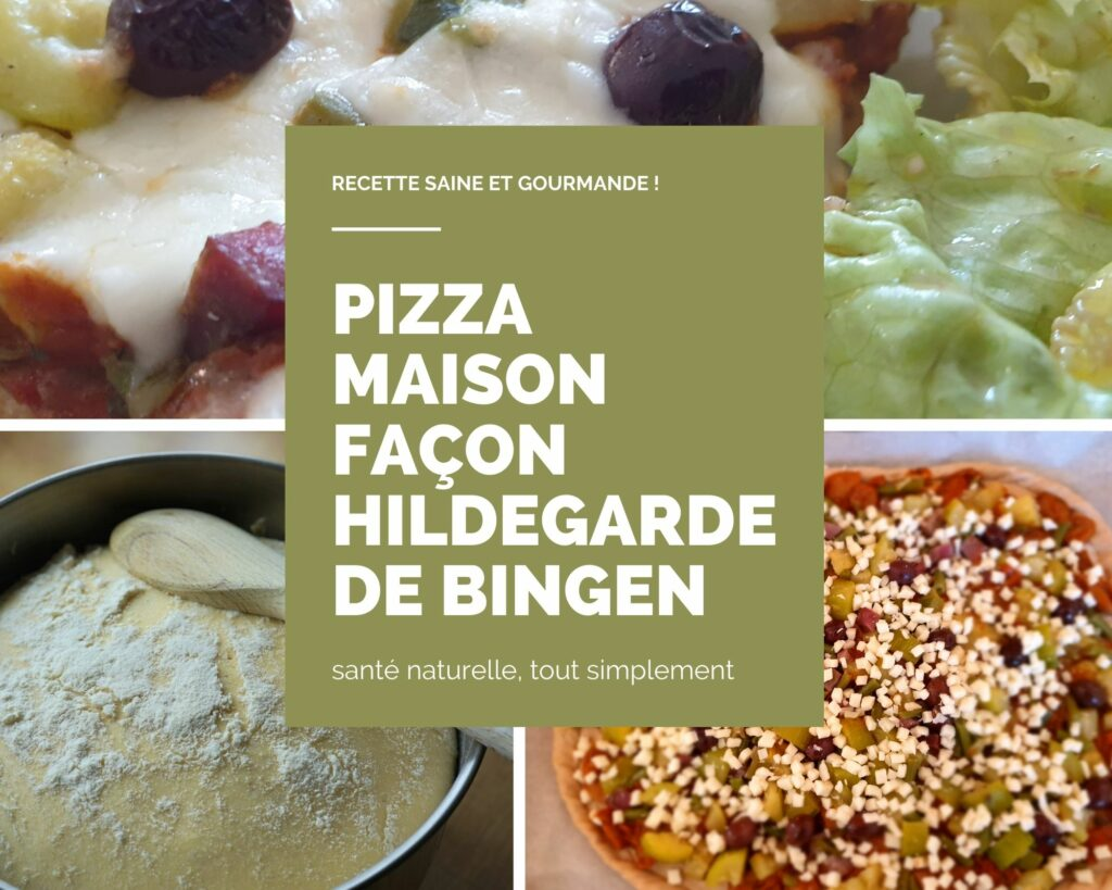 Pizza : recette saine et gourmande avec Hildegarde de Bingen