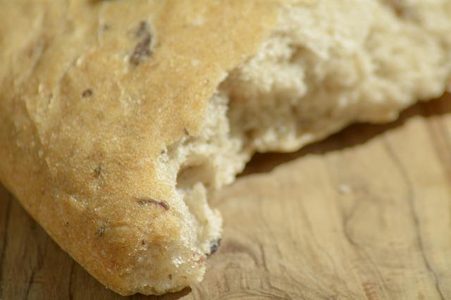 Galette de pain facile et rapide