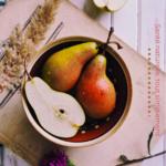 Recette de l'électuaire de poire selon Hildegarde de Bingen